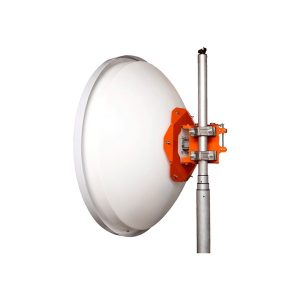 Solid Dish antenna 3 feet with 32 dBi gain at 4.9 to 6.1 GHz band
