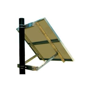 pole mounting kit for 2 or 4 x 80W solar panels 5-10 cm pole