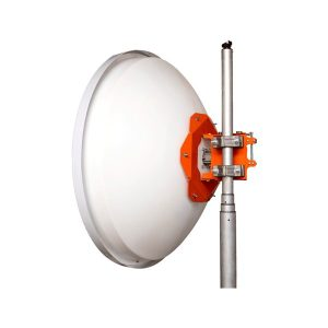 Solid Dish antenna 3 feet 37 dBi 10.1 to 11.7 GHz band