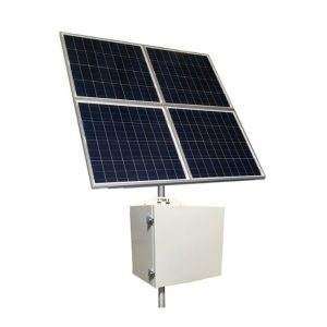 Qomuniq8 QSP Kit 80 watts Complete off-grid primary power solution