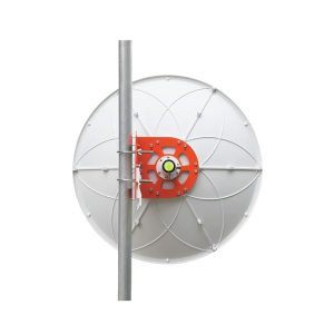 Die cast 6 sector dish antenna 2 feet