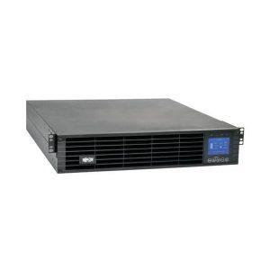 On-line double-conversion UPS provides pure sine wave AC output